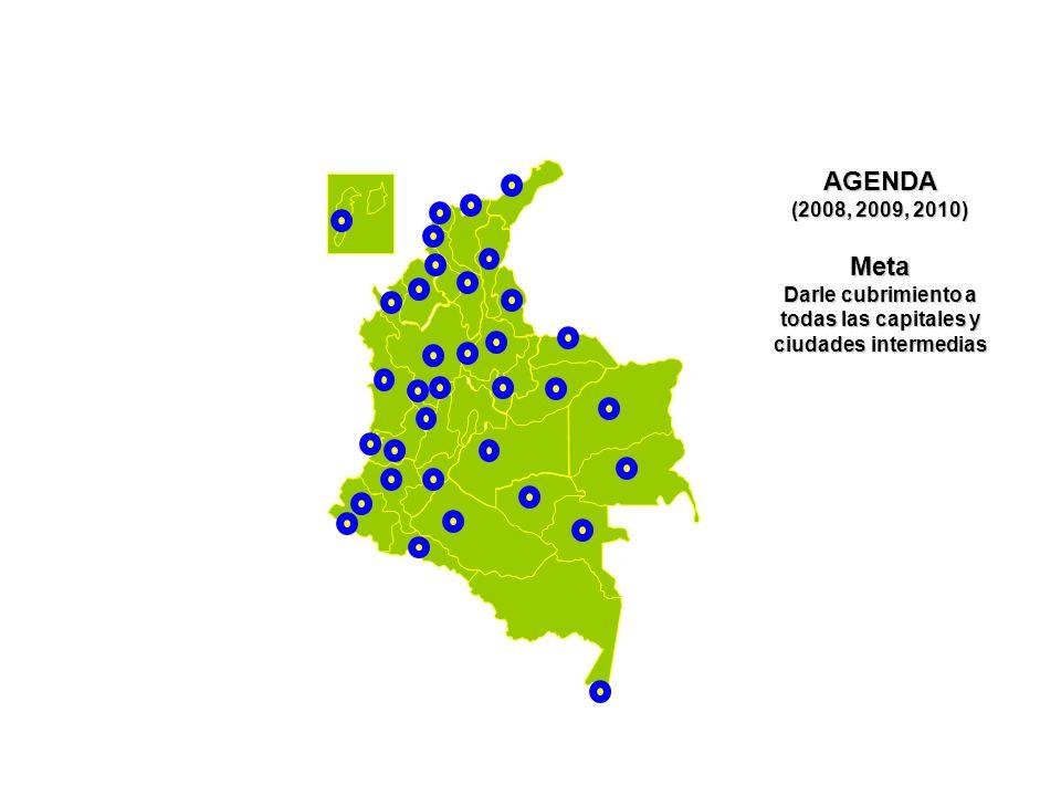 Bancoldex Fondo Nacional de Garantías Banca de las Oportunidades Fomipyme e Innovación Tecnológica Proexport Regulación y normalización Turismo Fomento de la Inversión Fortalecimiento de clusters Artesanías de Colombia OFERTA INSTITUCIONAL