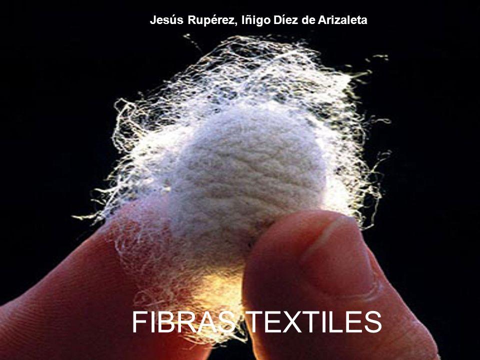 FIBRAS TEXTILES Jesús Rupérez, Iñigo Díez de Arizaleta