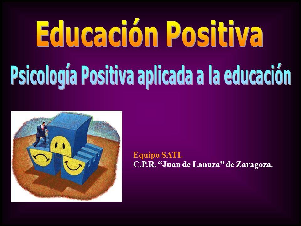 Equipo SATI. C.P.R. Juan de Lanuza de Zaragoza.