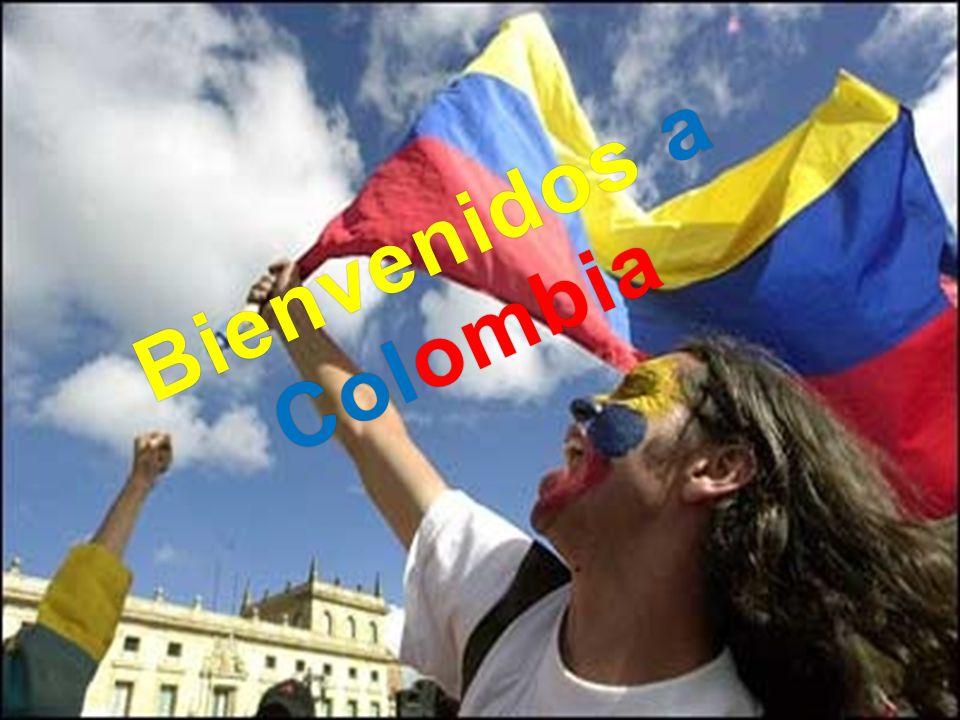 POR ESTAS Y MUCHAS COSAS MAS ME SIENTO ORGULLOS DE SER UN BUEN COLOMBIANO,DE TENER NACIONALIDAD COLOMBIANA Y DE VIVIR AQUÍ EN COLOMBIA Bienvenidos a Colombia