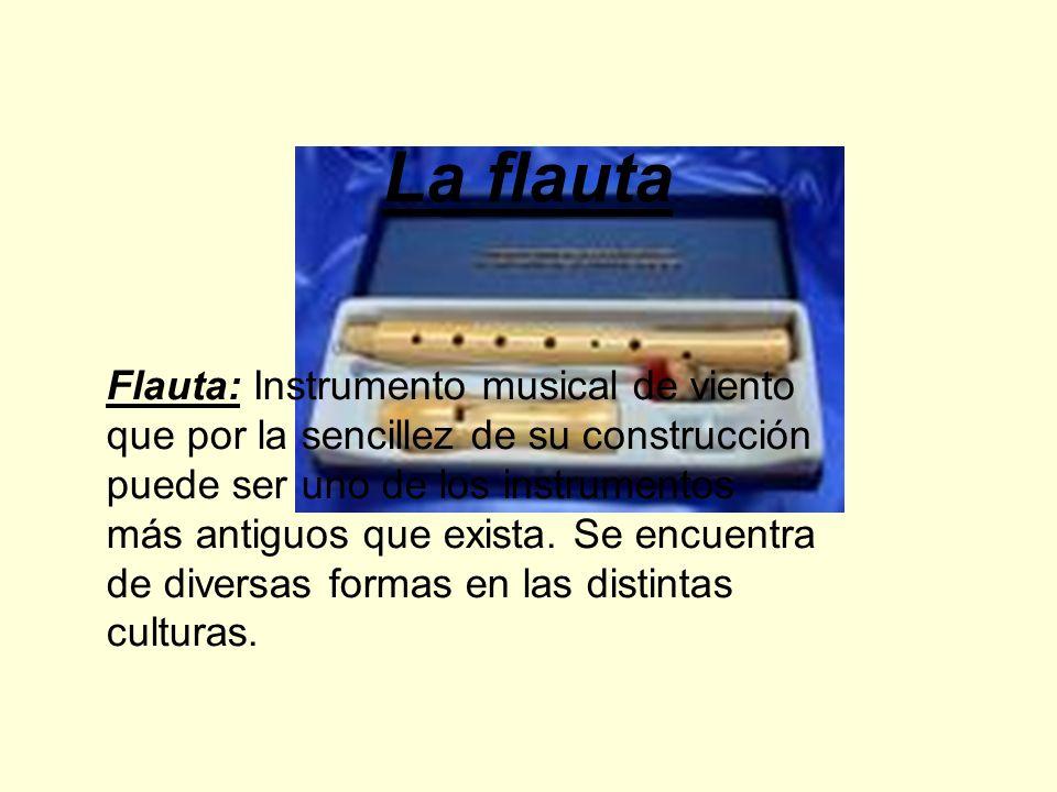Materiales de flautas Madera Caña Porcelana Metal Hueso Marfil Plástico