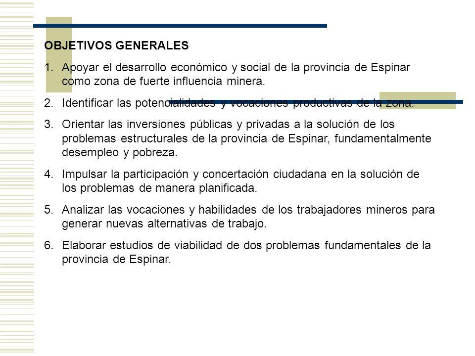 Formulación de las Apuestas Estratégicas y Vectores de Resultados 1.