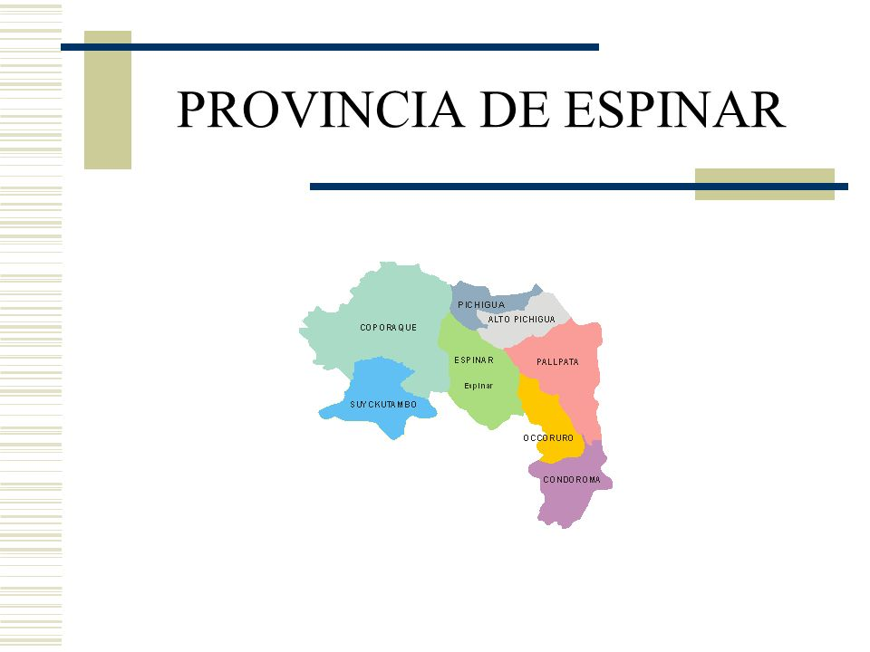 INDICE DE DESARROLLO HUAMANO Fuente: PNUD (Programa de las Naciones Unidas para el Perú) - 2005