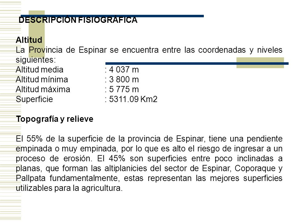 OBJETIVO GENERAL Lograr una adecuada actualización de los docentes de los diferentes niveles educativos de la Provincia de Espinar.