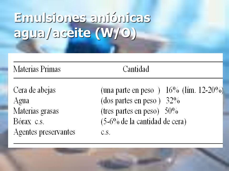 Plurónico ATA no iónico
