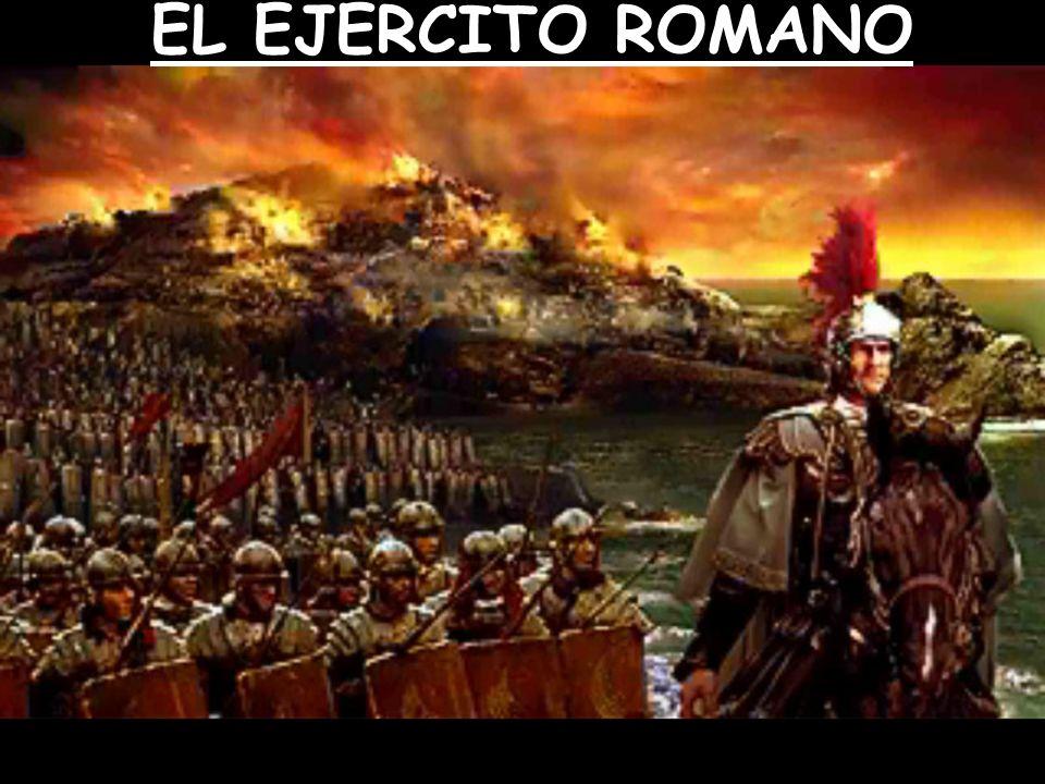 ¿Quiénes eran los soldados romanos.La clave de la expansión del Imperio Romano, fue su ejército.