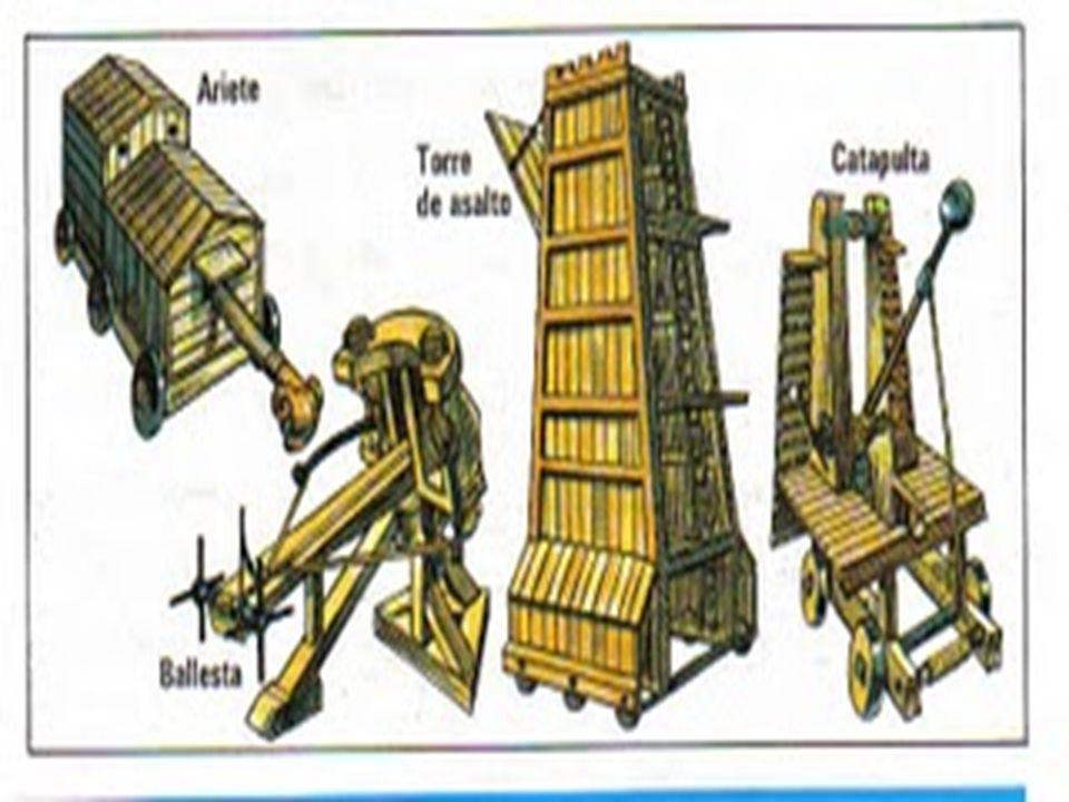 Procedimientos de asalto Obsidio, -onis: asedio o cerco que se establece en torno a una ciudad o a un campamento para rendirla por falta de subsistencias.