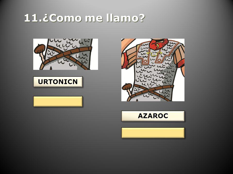 URTONICNURTONICN AZAROCAZAROC