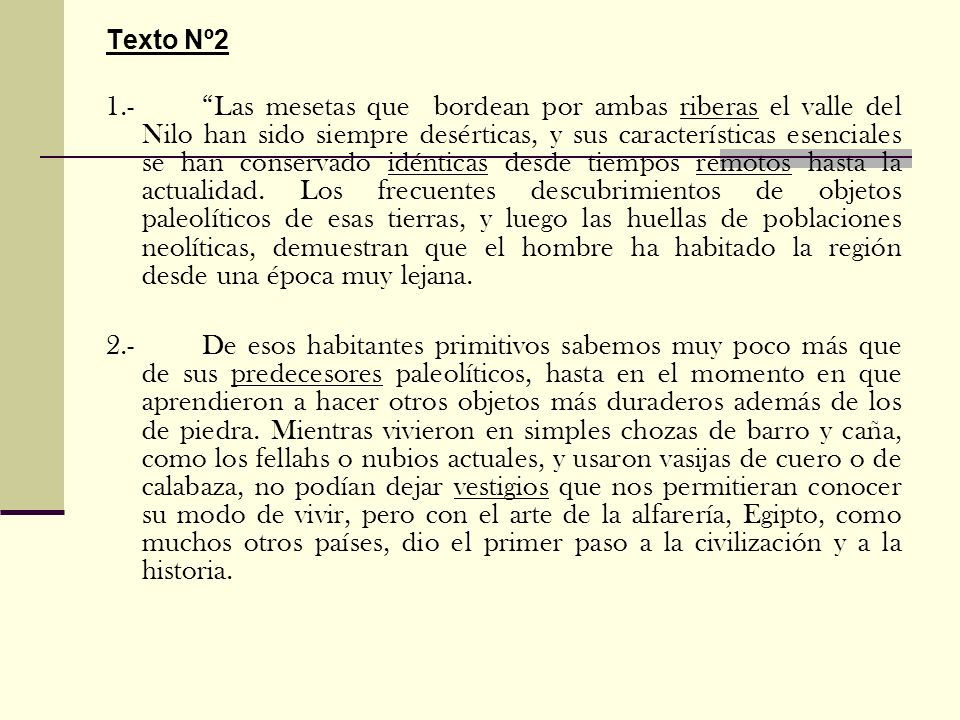 - Descubrir la relación existente entre las ideas del texto: El Imperio Azteca fue la última etapa que alcanzaron los pueblos que se desarrollaron principalmente en la meseta de Anahuac, en el actual México.