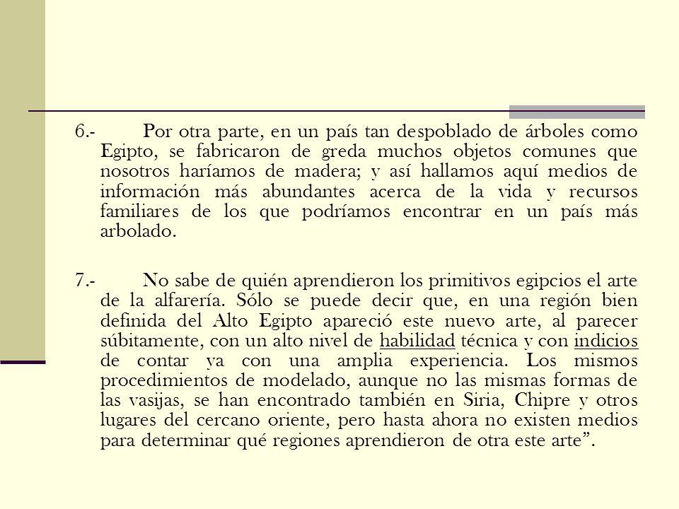 6.¿Cuál es el contenido fundamental del quinto párrafo.