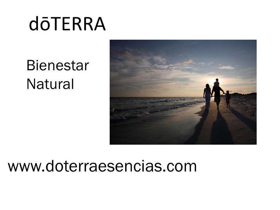Bienestar Natural www.doterraesencias.com dōTERRA