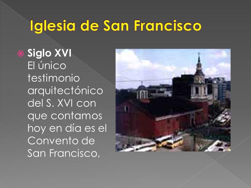 En la arquitectura se encuentran los ejemplos más visibles del arte colonial. Santiago del Nuevo fundado el 12 de febrero de 1541, con un trazado cuad