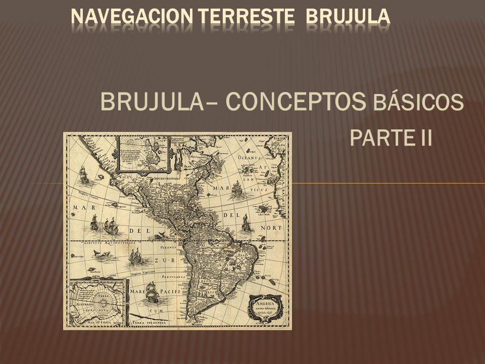 BRUJULA– CONCEPTOS BÁSICOS PARTE II