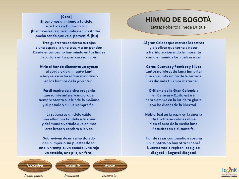 [Coro] Entonemos un himno a tu cielo a tu tierra y tu puro vivir ¡blanca estrella que alumbra en los Andes! ¡ancha senda que va al porvenir!. (bis) Tr