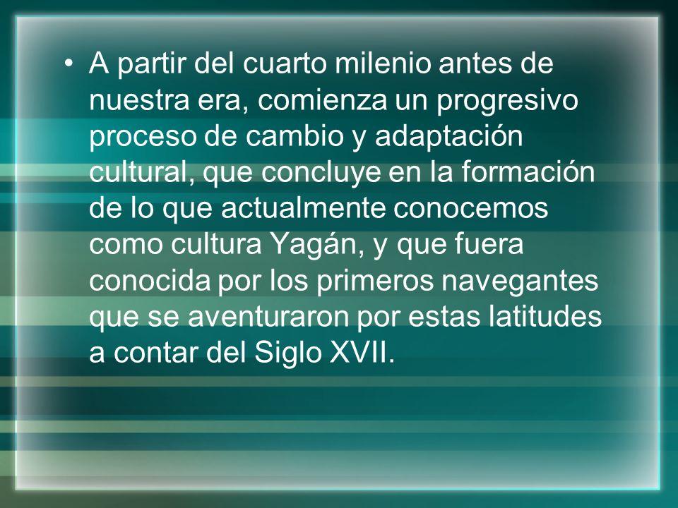A partir del cuarto milenio antes de nuestra era, comienza un progresivo proceso de cambio y adaptación cultural, que concluye en la formación de lo q