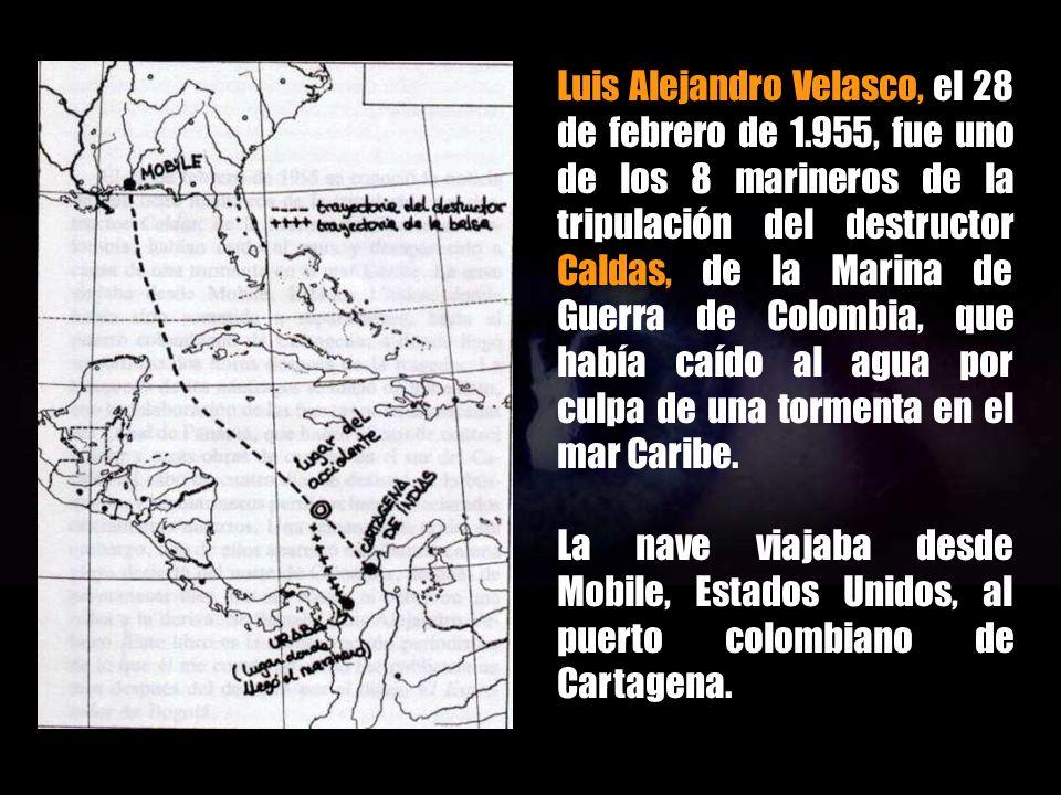 Velasco pasó de ser un héroe nacional condecorado por el presidente de turno, a ser declarado persona non grata. Este feliz y trágico relato de Gabo v