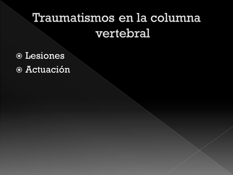 Lesión cerebral Consecuencias mas graves Desde conmoción hasta coma Alteración pupilar Vómitos Respiración irregular