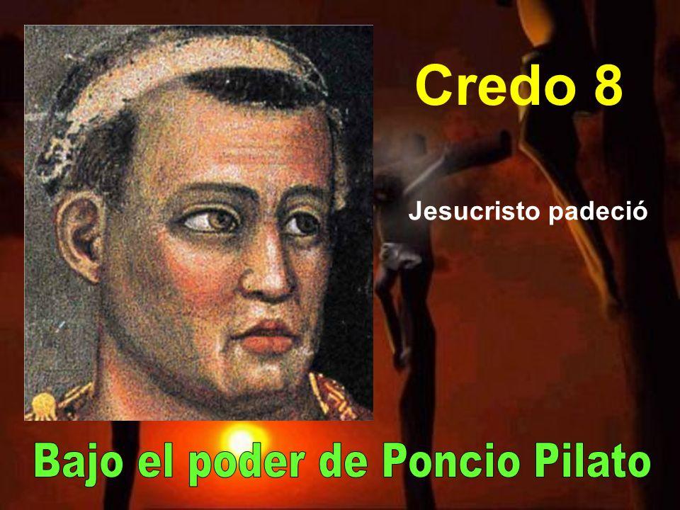 El clamor iba en aumento, y esto indudablemente aturdió a Pilato.