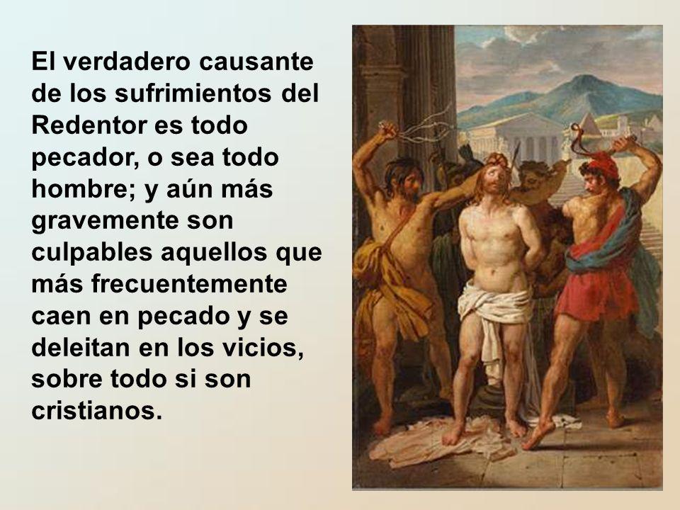 Lo cierto es que la pasión y muerte de Jesús no pueden ser imputadas indistintamente al conjunto de los judíos que vivían entonces, ni a los restantes