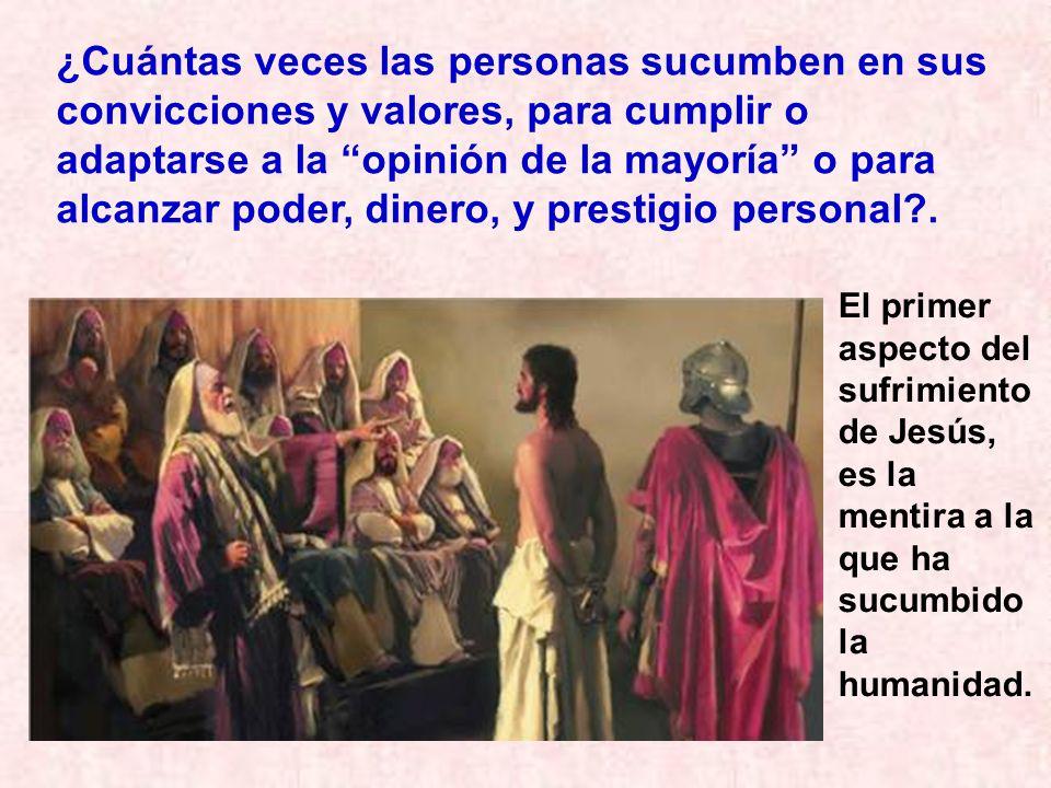 Más adelante, lleno de temor frente a la evidencia de la inocencia de Jesús, Pilato procuraba soltarle. Hizo una tentativa enviándolo, sin resultado,