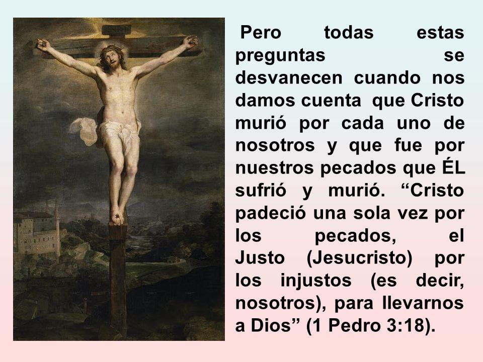 No hay fin para el debate en cuanto a quién mató a Cristo. No hay duda de que históricamente los romanos tuvieron un papel clave, como también el Sane