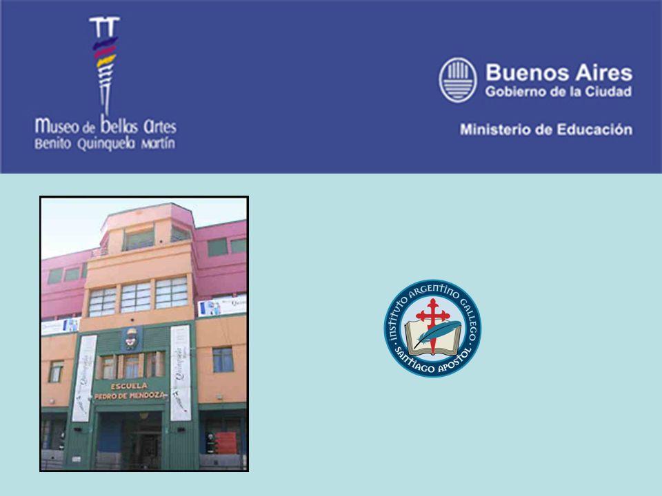 PROYECTO CULTURAL Fecha: 26 de mayo de 2009 Curso: 1º año y 2º año Lugar: Barrio de La Boca Objetivos: Acercar a los alumnos a la obra del artista gallego Manuel Cordeiro.