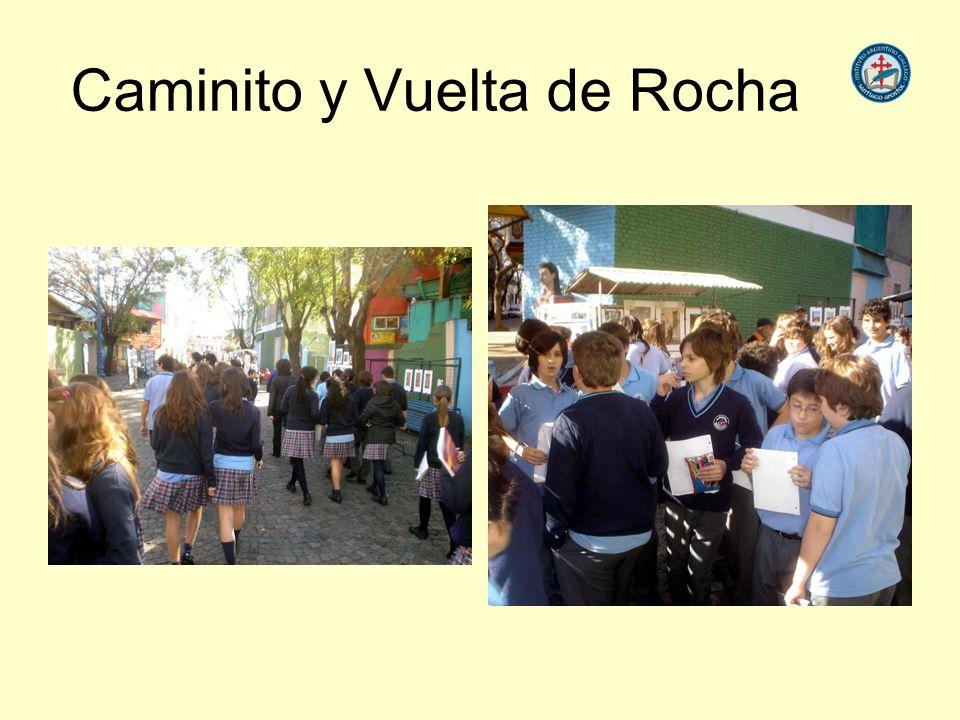 Caminito y Vuelta de Rocha