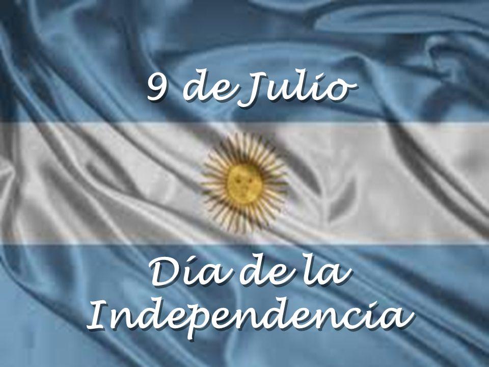 Día de la Independencia 9 de Julio