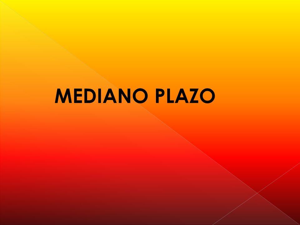 MEDIANO PLAZO