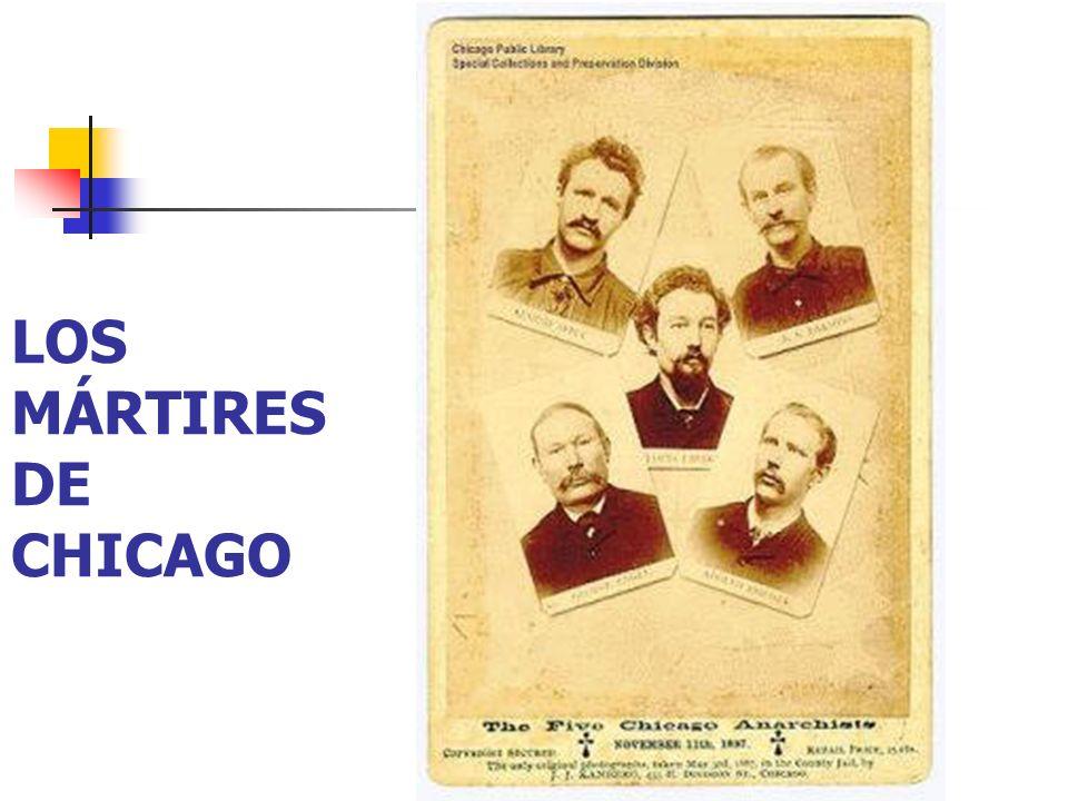 LOS MÁRTIRES DE CHICAGO