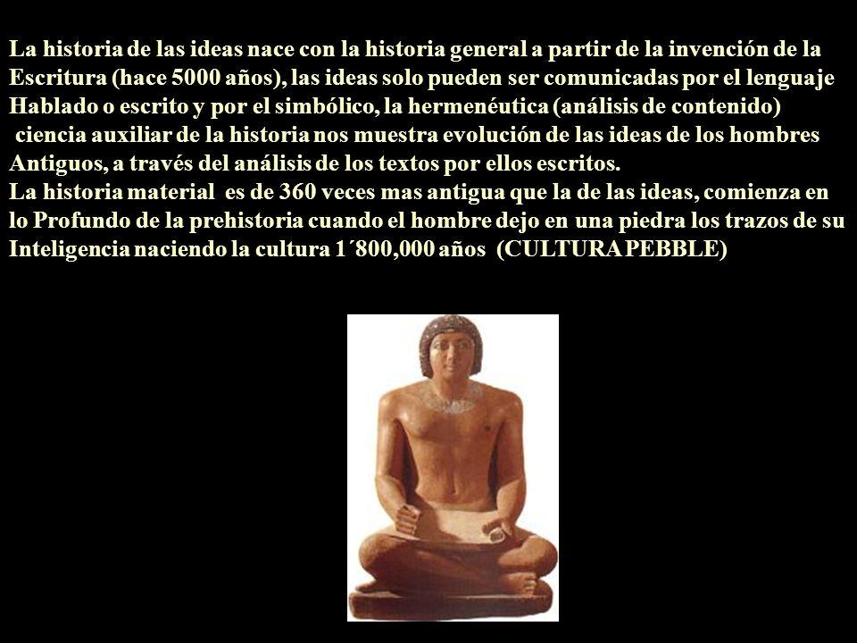 ...Atendiendo a la definición que en llamado siglo de las Luces (siglo XVIII) se dio a la Historia: Ciencia que Explica la evolución de la humanidad a