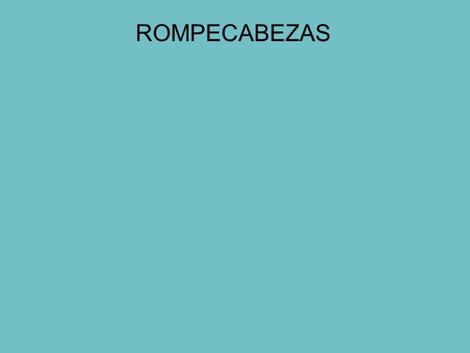 ROMPECABEZAS