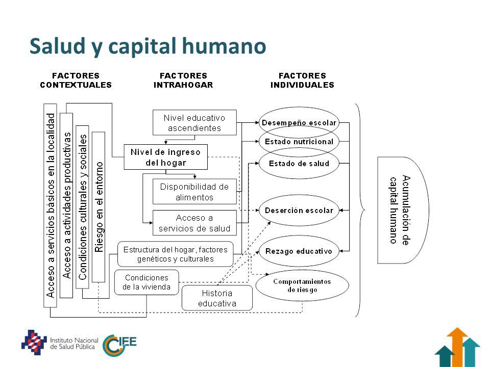 Salud y capital humano