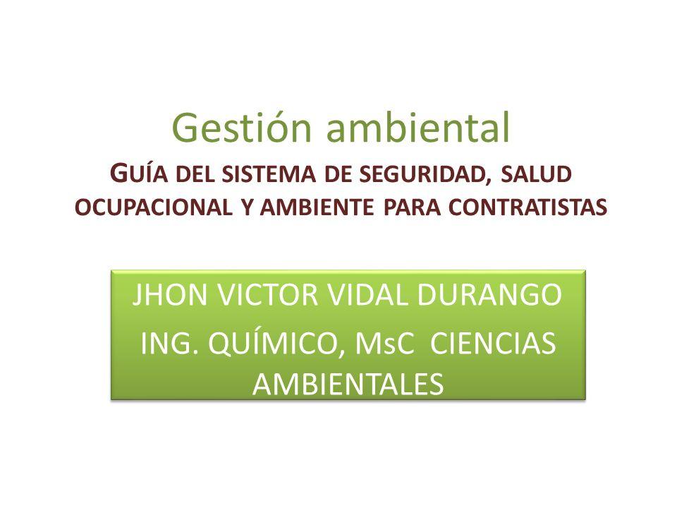 Diagnóstico Ambiental de Alternativas 1.Objetivo y alcance del proyecto, obra o actividad.