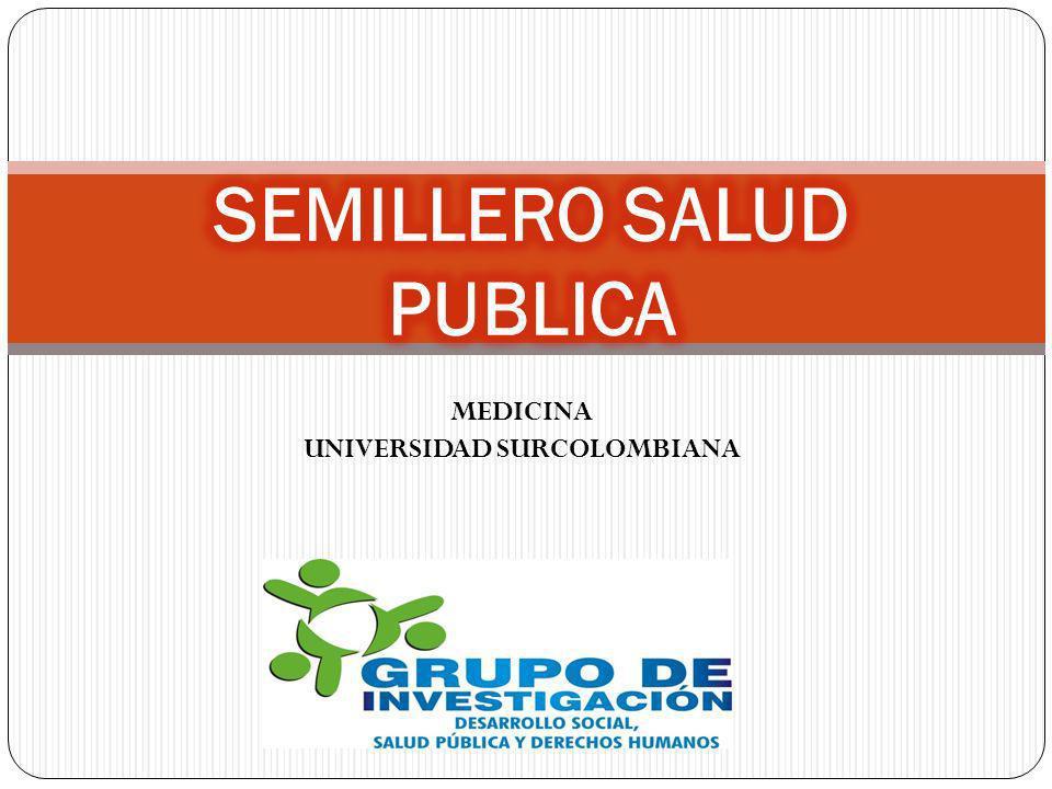 MEDICINA UNIVERSIDAD SURCOLOMBIANA