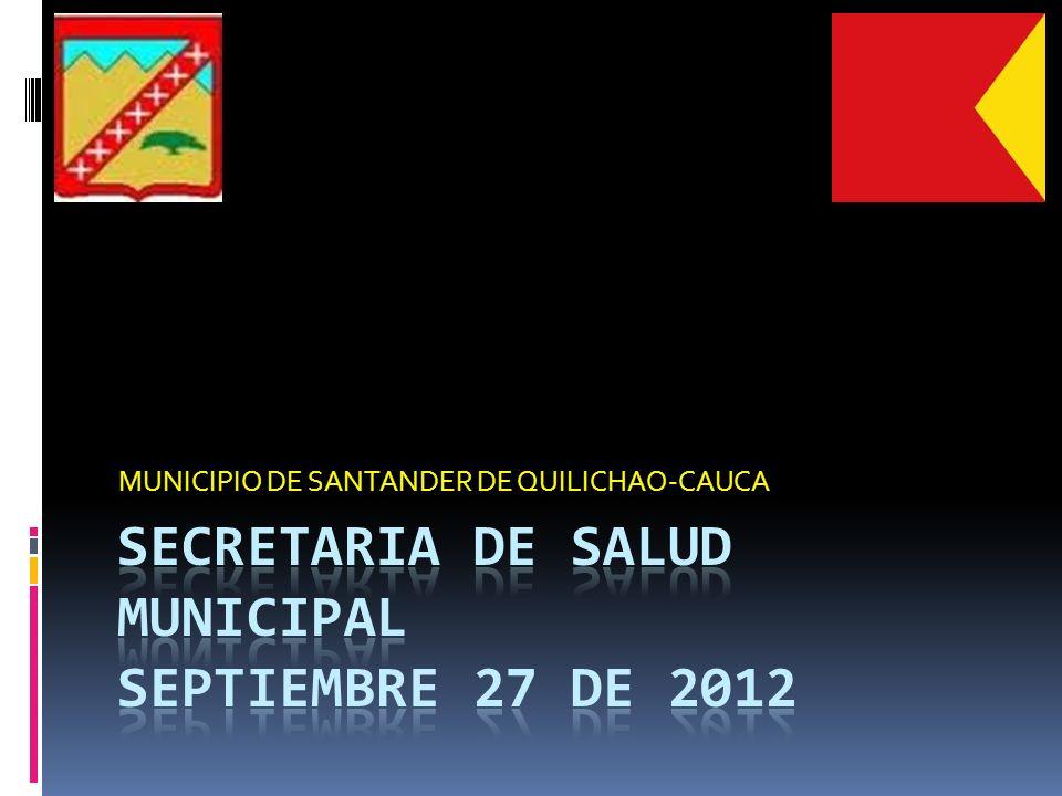 MUNICIPIO DE SANTANDER DE QUILICHAO-CAUCA