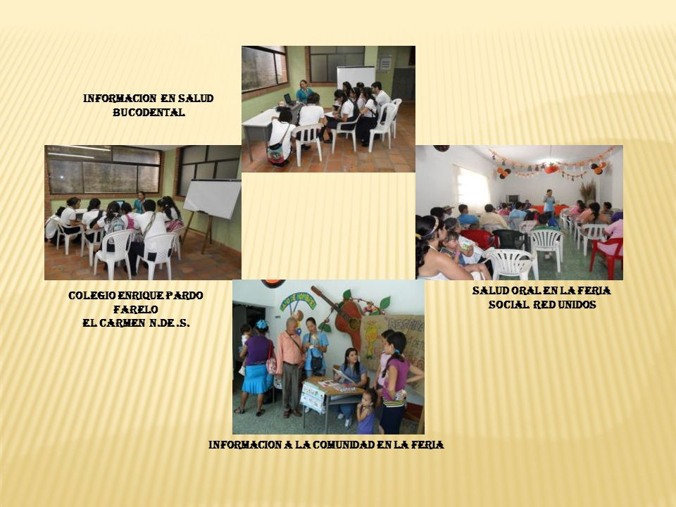 PRECLAMPSIA SALUD ORAL EN LAS EMBARAZADAS INFORMACION A LOS PTES. DE JAC. DE LAS VEREDAS