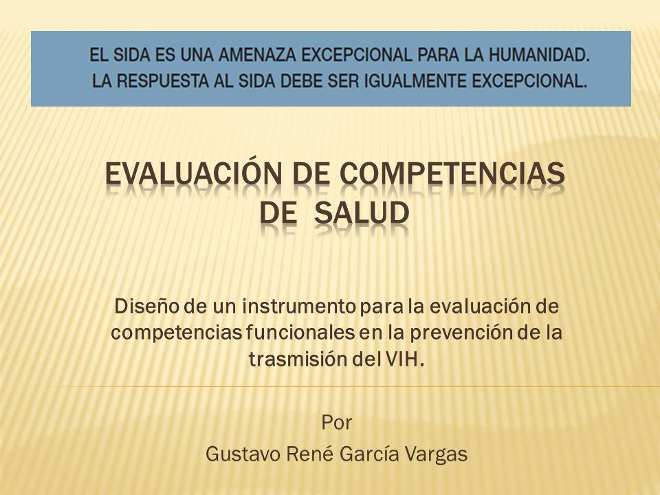 Modelo Psicológico de la Salud Biológica Análisis Contingencial Instrumento diseñado Información Actitudes Competencias funcionales presentes