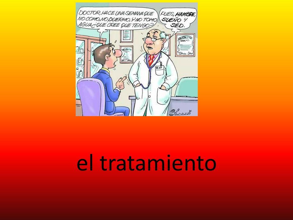 el tratamiento