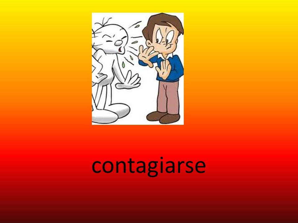 contagiarse