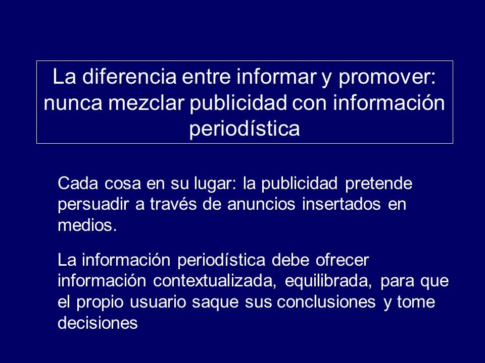 Es el área del Periodismo Científico que presenta a la sociedad informaciones complejas y plurales sobre los procesos biomédicos y de salud asociados tanto a la práctica pública como a la privada.
