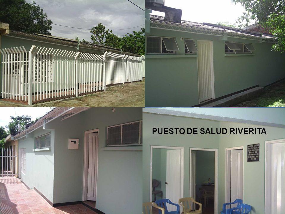 PUESTO DE SALUD RIVERITA