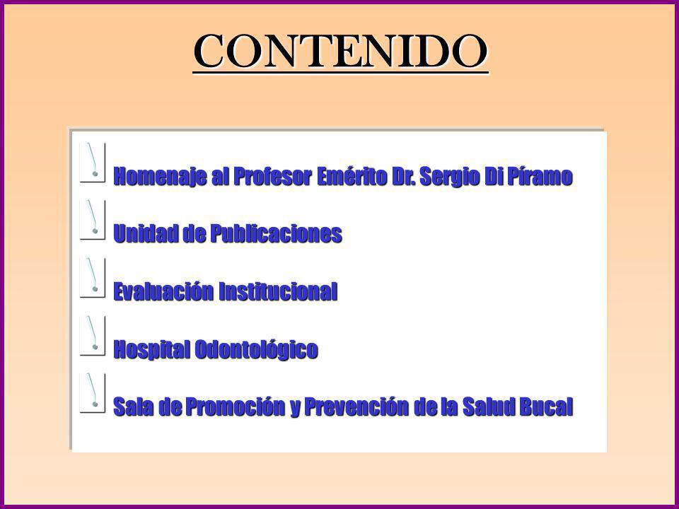 Sum@rio Electrónico nº 4 Órgano Oficial de Difusión de la Facultad de Odontología Año II. 28 de febrero de 2008