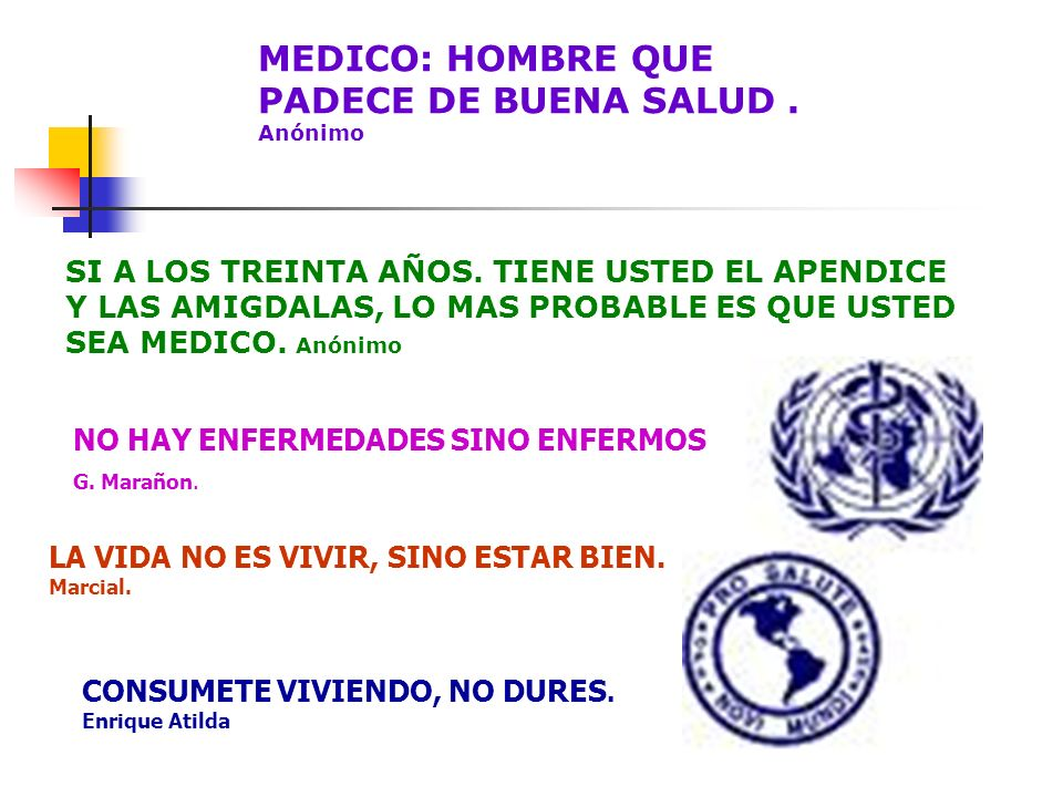 A SU SALUD matoro2000@yahoo.com Tomado de : SALUD OPS, 100 AÑOS DE SALUD 2002.