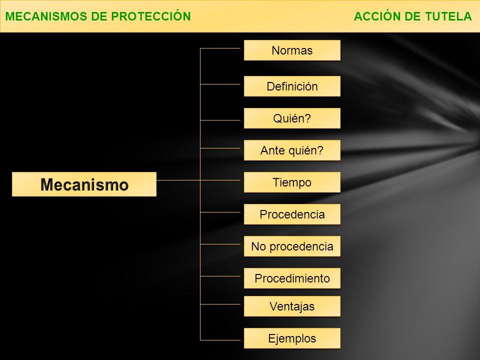 Constitución Política de Colombia.