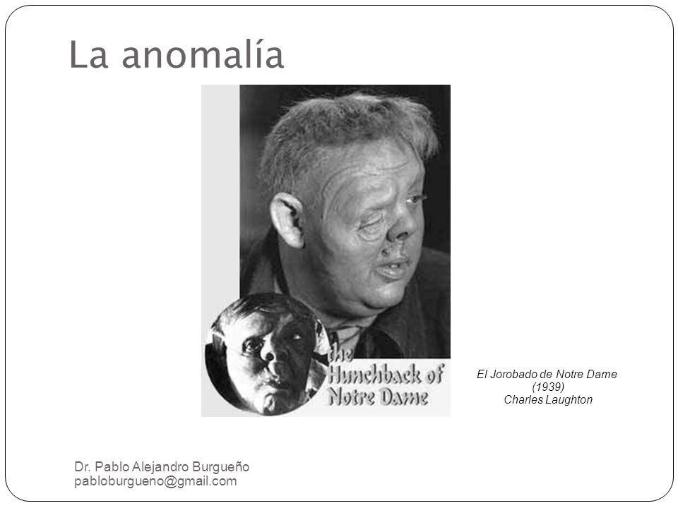 La anomalía Dr.