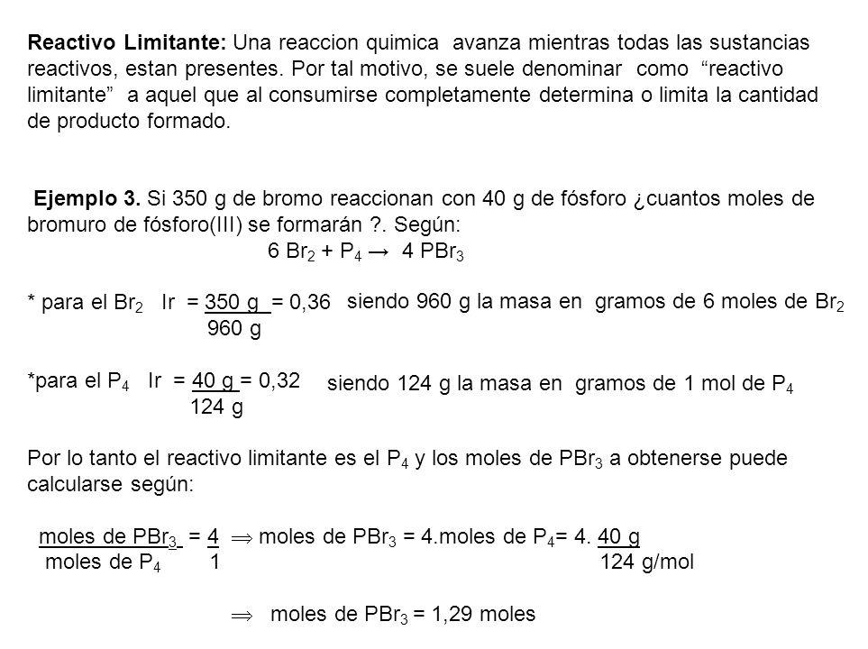Pérdida: hace referencia a la diferencia entre la cantidad (en gramos o en moles) de producto obtenido y lo que se debería obtener teóricamente (ley de Lavoisier).