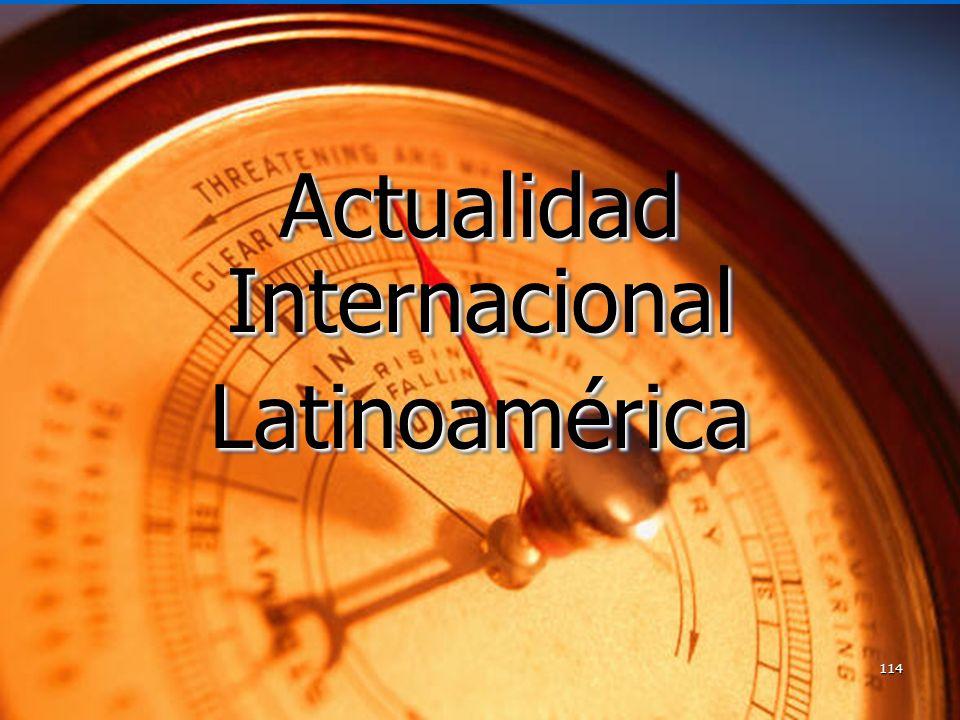 114 Actualidad Internacional Latinoamérica Latinoamérica