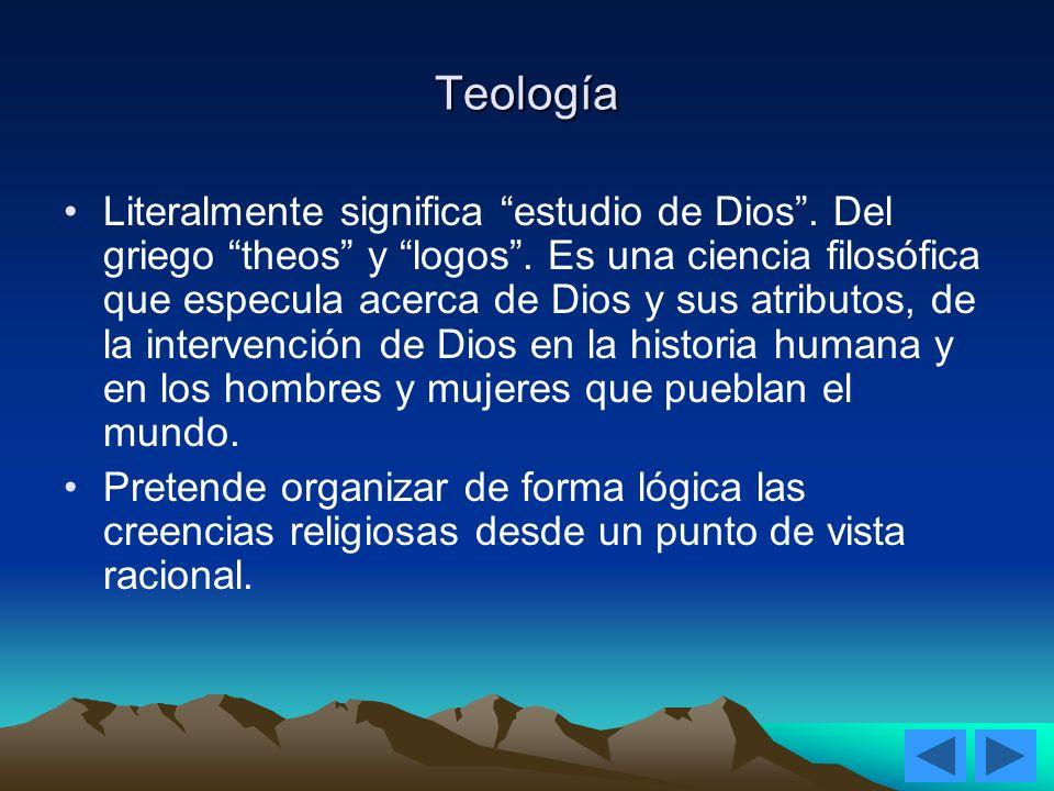 Religión Relación que existe entre los seres humanos y lo que se considera divino o divinidad.