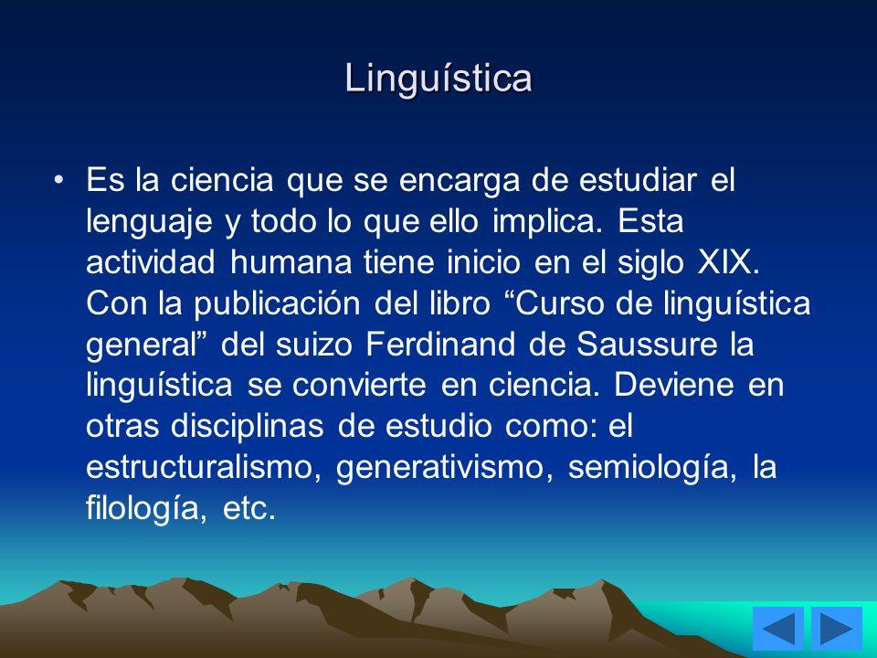 Semiótica / Semiología La semiología es una actividad humana que se ocupa de los signos en lo que concierne al fenómeno de la comunicación.